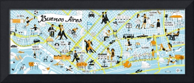 Buenos Aires by Anna Mendes