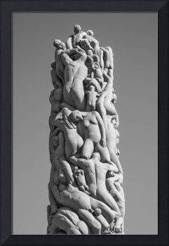 The sculptures of Gustav Vigeland: the Monolith