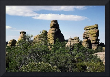 Chiricahua Mountains Hoodoos