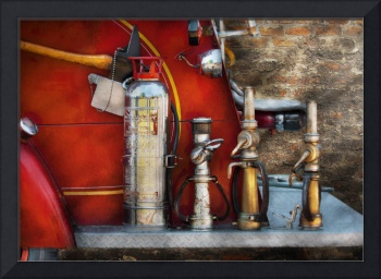 Fireman - An Assortment of Nozzles