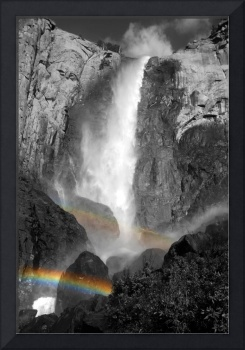 Bridalveil Rainbows