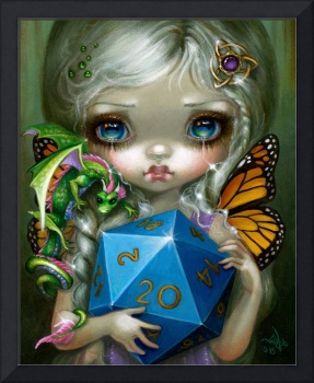 20 Sided Dice Fairy