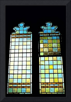 Churcg stained Glass window