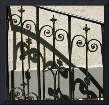 Railing with Shadow