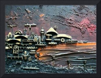 Industrial Port-part 1 by rafi talby