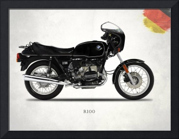 The 1984 R100 Motorcycle