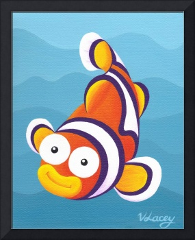 Sea Smiles - Part3 - Clown Fish