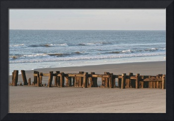 Folly Beach - Low Tide