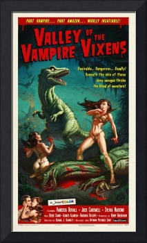 Valley of the Vampire Vixens