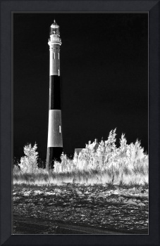 Fire Island Beach Lighthouse Sel