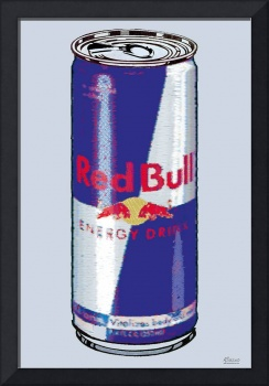 Red Bull Ode To Andy Warhol