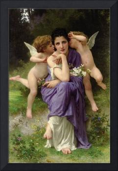 Chansons de Printemps, 1889 (oil on canvas)