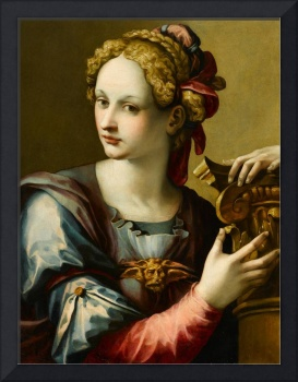 Michele Tosini(Florence 1503 - 1577), An Allegory
