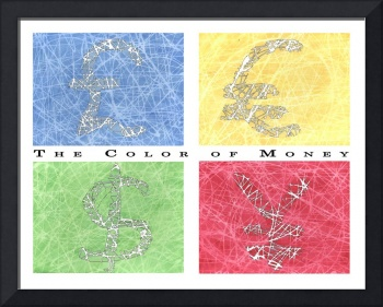 The Color of Money w/ Title
