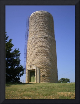 Paradise, Kansas Water Tower