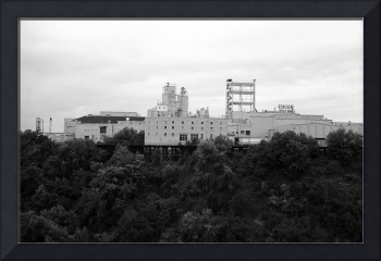 Rochester, NY - Factory on a Hill