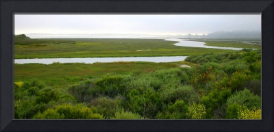The estuary at Morro Bay