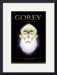 Edward Gorey Coming Soon Bob Staake Poster by Christopher Seufert