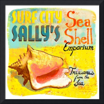 Long Beach Island - Sally's Sea Shell Emporium