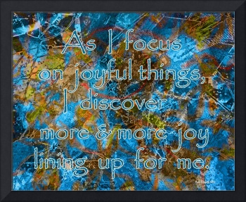 Affirmation: Joyful Things 5