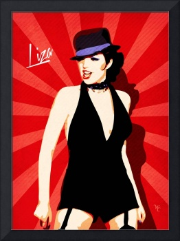 Liza Minnelli - Cabaret - Pop Art