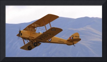 Tigermoth DH82 Warbirds Over Wanaka 2010 NZ