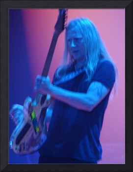 Alice in Chains - Jerry Cantrell Pink & Blue 2