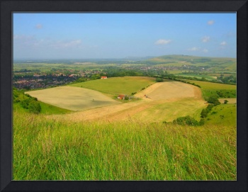 South Downs near Steyning