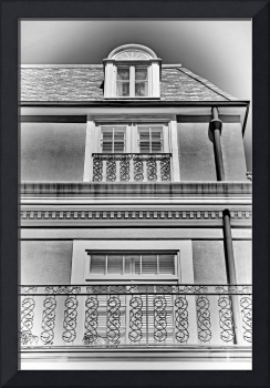 New Orleans Iron Scrollwork