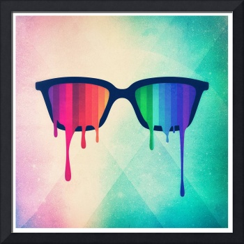 Love Wins! Rainbow - Spectrum (Pride) / Hipster Ne