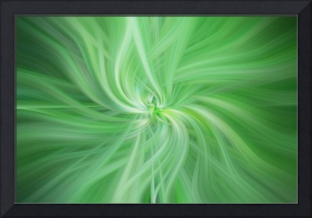 Green Colored Abstract. Concept Health