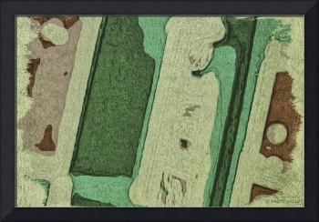 Abstract Montage of Flat Light Art (3 of 36)