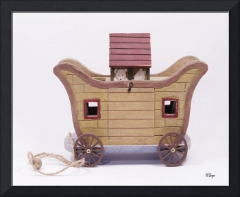 Antique Toy Ark
