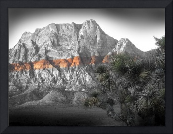 Mt. Wilson No. 2, Red Rock Canyon