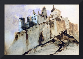 The Chateau of Vianden