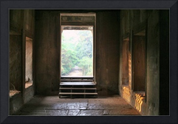 Through the Aegis, Angkor Wat
