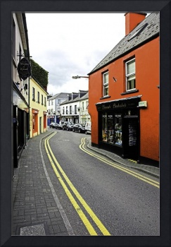 Narrow Street in Kinsale