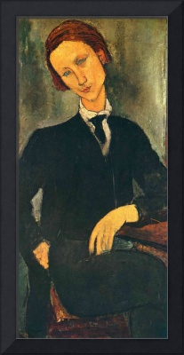 Amedeo Clemente Modigliani Painting 80