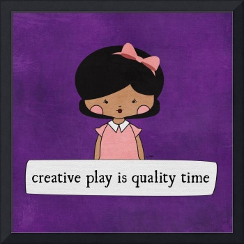 Creative Play by Linda Tieu