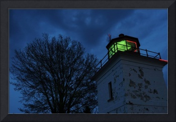 Lighthouse in Godrich, Ontario 2