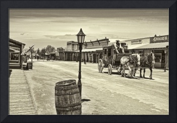 On the Streets of Tombstone