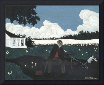 Horace Pippin~Old Black Joe