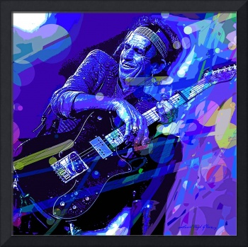 KEITH RICHARDS BLUES