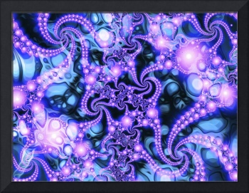 Falling Within  (cool) - Psychedelic Fractal Abstr