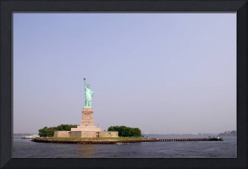 Liberty Island & The Statue of Liberty