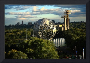 Queens, New York City - Unisphere 2010