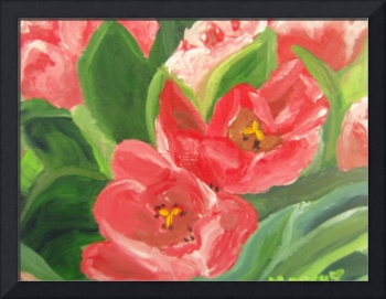 Andrea's Spring Tulips