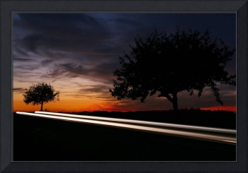 Fine Art Landscape Photo - On the Way