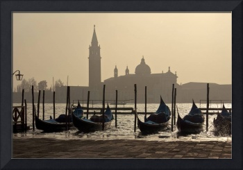 Misty Venetian Morning