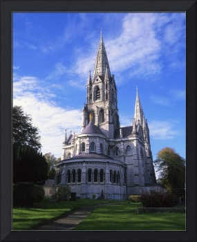 St Finbarr's Cathedral, Cork City, County Cork, I